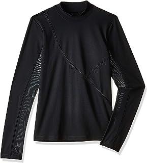 تي شيرتات Nike Np Hprcl Rib Ls للنساء