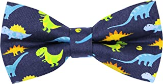 dinosaur bow tie toddler