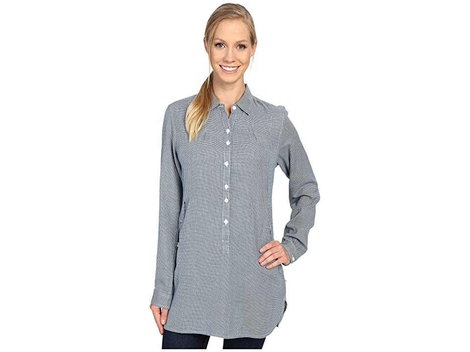Toad&Co Mixologist Tunic (Blue Abyss) Women