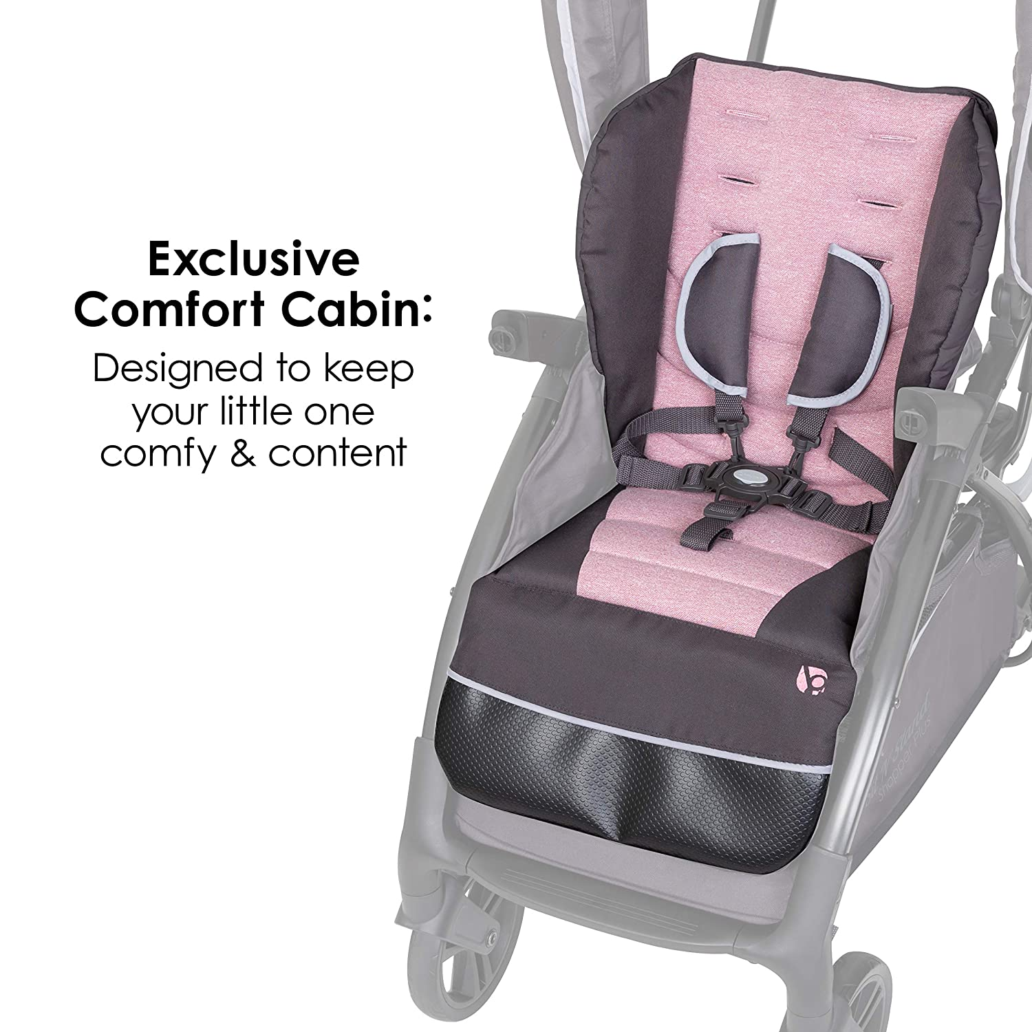 Baby Trend Sitnstand Shopper Plus, Cassis
