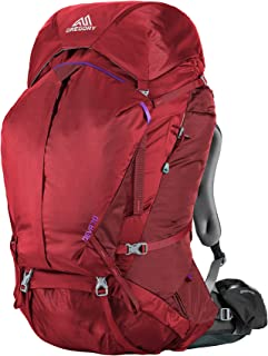 Gregory Mountain Products Deva 70 Liter Women's Multi Day Hiking Backpack | Backpacking, Camping, Travel | Rain Cover, Hydration Sleeve & Daypack, Durable Suspension | Premium Comfort on the Trail