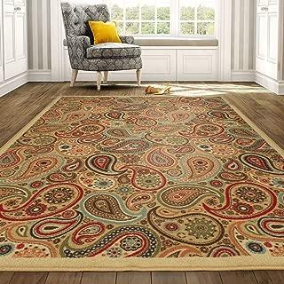 Best paisley print rugs Reviews