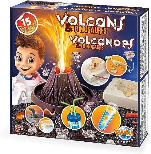 Buki Volcans & Dinosaures, 2224