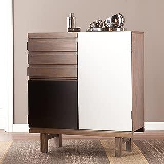 Southern Enterprises 7 Shelf Kitchen Storage Cabinet - 40