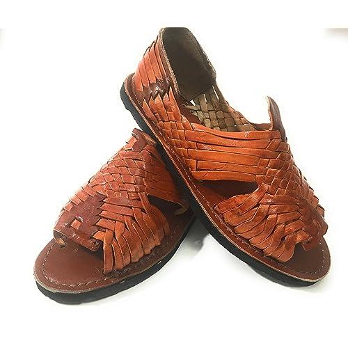 f46e5da7b9f8 EL CHARRO Mens Huarache Sandals. Mexican Sandals. Huaraches Mexicanos