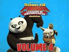 Kung Fu Panda: Legends of Awesomeness Volume 4