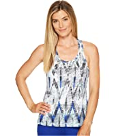 Eleven by Venus Williams - Diamond Raceday Tank Top