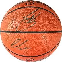 Luka Doncic and Dirk Nowitzki Dallas Mavericks Dual Signed Autographed Spalding Game Ball Series Basketball JSA COA