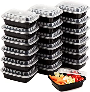 aluminium food container sizes