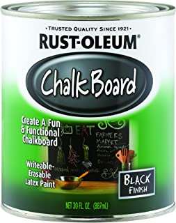 Best rust-oleum flat black chalkboard paint Reviews