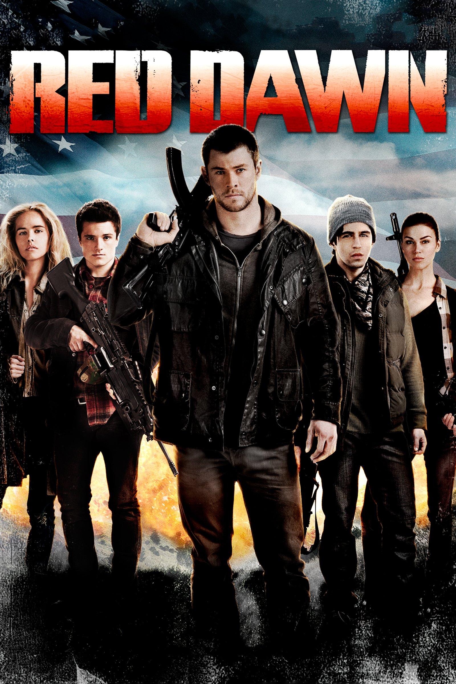 Red Dawn (2012)