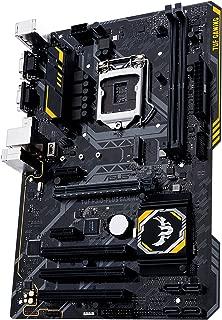 ASUS TUF H310-PLUS Gaming LGA1151 (300 Series) DDR4 HDMI VGA M.2 ATX Motherboard