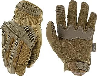Mechanix Wear – M-Pact Coyote Tactical Gloves (Medium, Brown)