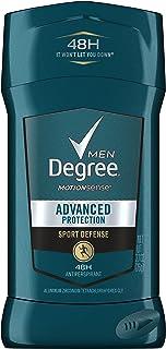 Degree Sport Defense Advanced Protection Antiperspirant Deodorant Stick, 2.7 oz