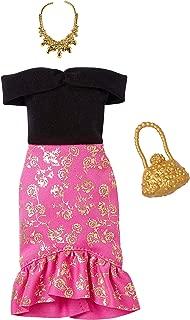 Barbie Complete Looks Mermaid Peplum Dress Fashion Pack