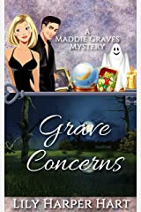Grave Concerns (A Maddie Graves Mystery Book 5) (English Edition) Format Kindle