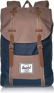 Retreat Backpack, Navy/pine bark/Tan, One Size