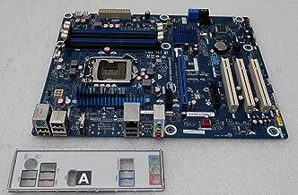 Intel DZ77SL-50K LGA 1155 Desktop Board, ATX Form Factor, Z77 Express Chipset 1600MHz Motherboard with I/O Plate