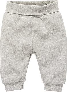 Schnizler 婴儿 - 中性慢跑裤灯笼裤,婴儿裤混色弹性肚盖,环保-tex 标准 100(灰色 37),92