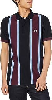 [フレッドペリー] ポロシャツ VERTICAL STRIPE POLO SHIRT M9597 メンズ