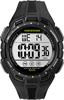 Timex Men's Digital Watch, Chronograph Display and Resin Strap TW5K94800