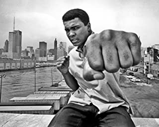 Muhammad Ali Poster Photo Limited Print Sports Boxing Legend Sexy Celebrity Athlete Size 8x10 #1