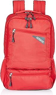 حقيبة ظهر للابتوب من امريكان تورستر - 22 لتر، احمر (GM0 (0) 00 001)