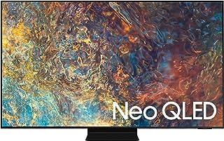 Samsung 75 Inches QN90A Neo QLED 4K Smart TV (2021), Silver, QA75QN90AAUXZN