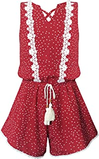 97b58f4d6d2b Amazon.com  Reds - Jumpsuits   Rompers   Clothing  Clothing