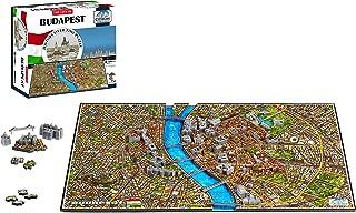4D Cityscape 4D Budapest Time Puzzle (800 Piece)