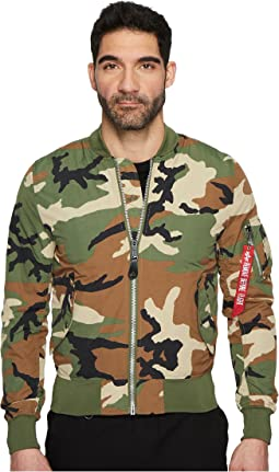 Light Woodland Camo