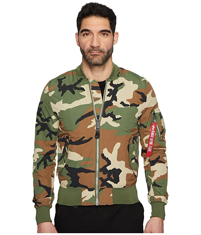 545987e272f33 Alpha Industries L-2B Dragonfly Blood Chit Jacket at 6pm