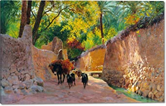 On The Way to Market by Eugene-Alexis Girardet - 9