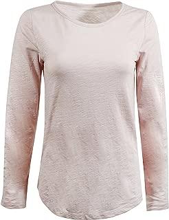 Women's Long Sleeve Crewneck T-Shirt