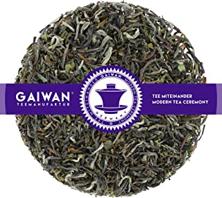 "N° 1143: Tè nero in foglie ""Darjeeling Risheehat SFTGFOP"" - 1 kg - GAIWAN® GERMANY - tè in foglie, tè nero dall'India, 1000 g"
