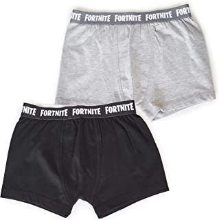 fortnite Set of 2 Boxers 10//12//14//16 Years