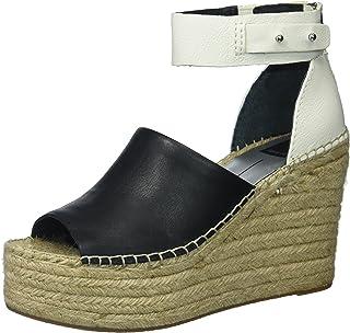 d32f8a46618 Dolce Vita Women s Straw Wedge Sandal