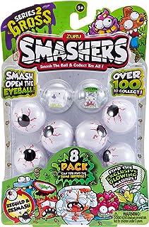 Smashers Smash Ball Collectibles سری 2 ناخالص توسط ZURU (8 بسته)