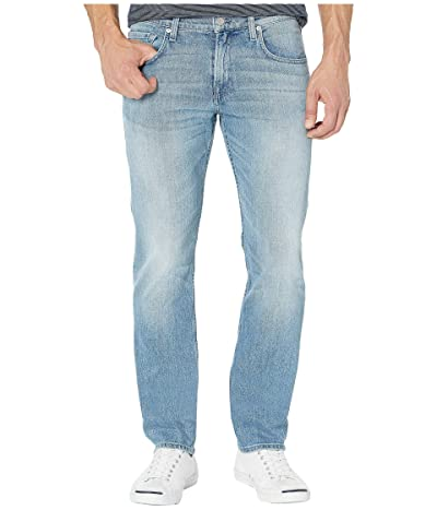 7 For All Mankind The Straight Tapered (Washed Out) Men