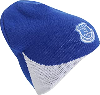 Everton Wave Knitted Beanie Hat
