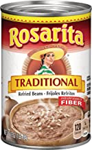 Rosarita Traditional Refried Beans, 16 oz