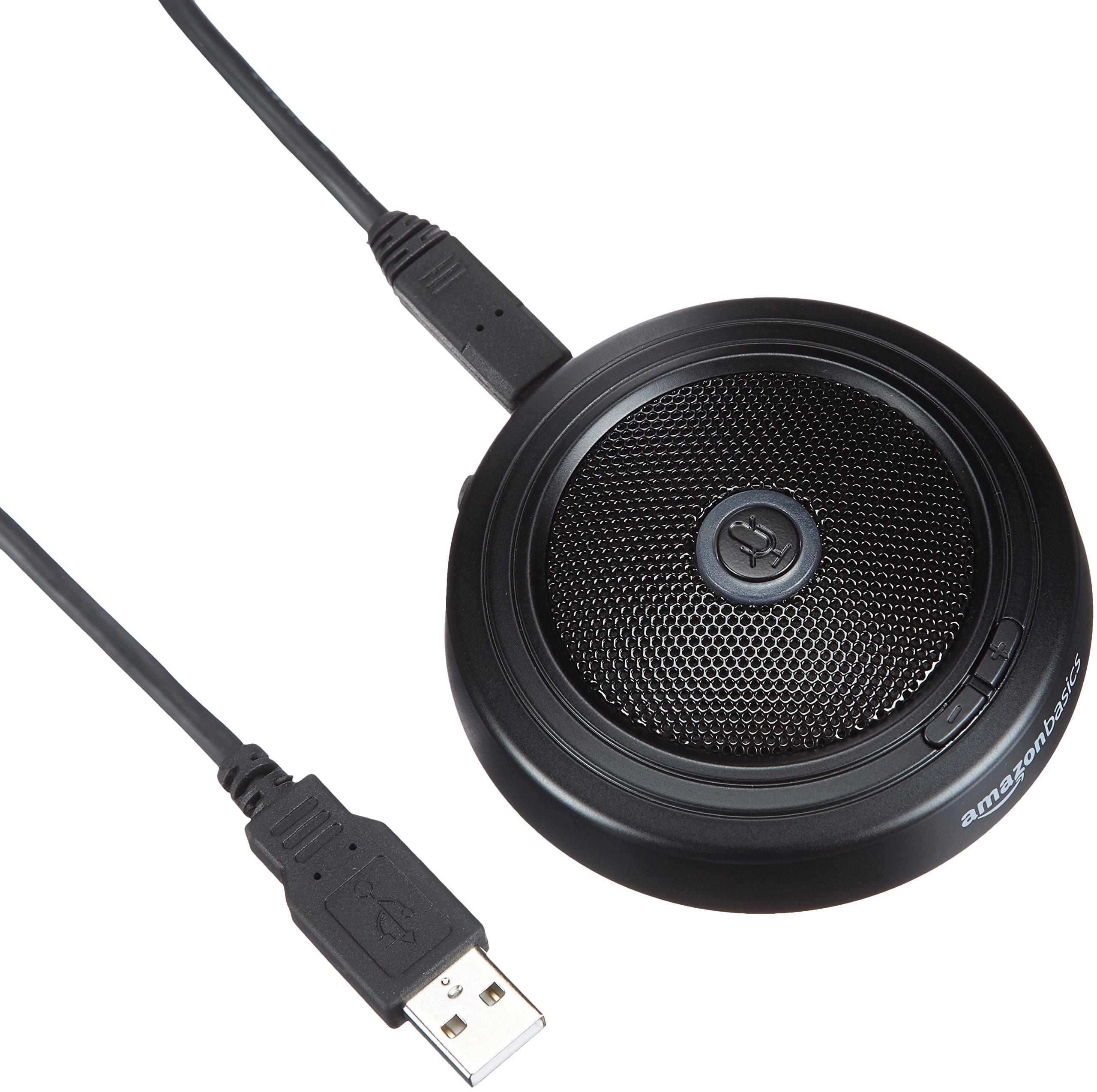 AmazonBasics LJ USM 001 USB Conference Microphone