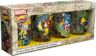 Best superhero beer glasses Reviews