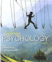 Exploring Psychology 10e (Paper) & LaunchPad for Myers' Exploring Psychology 10e (Six Month Access)