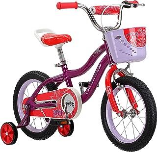 girls training wheel bike