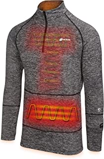 venture heat battery heated base layer