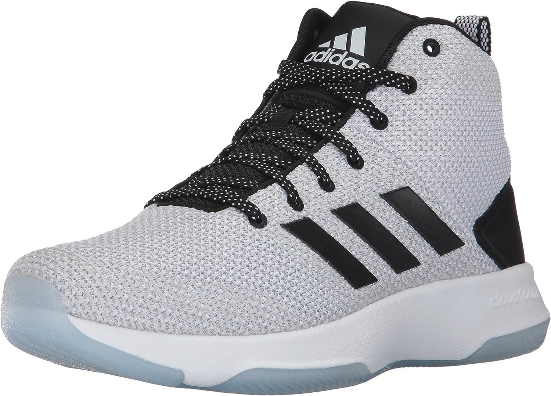 adidas NEO Men's CF Executor Mid Basketball-Shoes