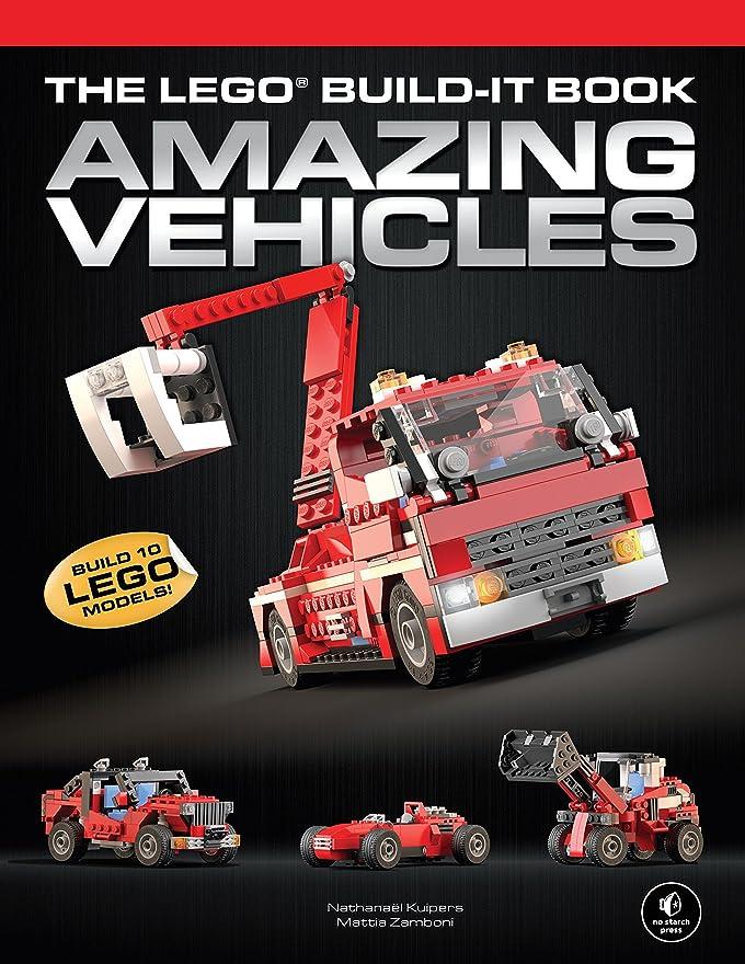 毒だます断片The LEGO Build-It Book, Vol. 1: Amazing Vehicles (English Edition)