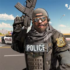 Smooth Game play control Thrilling and exciting police officer tasks to accomplish Multiple adventurous Miami police challenging tasks Amazing 3D graphics with realistic sound effects Action- packed game with multiple gangster revenge tasks