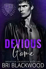 Devious Game: A Dark Enemies to Lovers College Bully Romance Kindle Edition